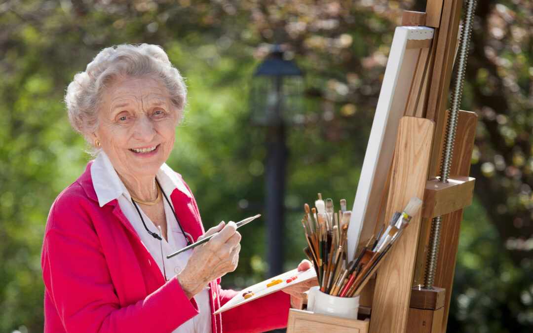 Positively Artful Senior Care