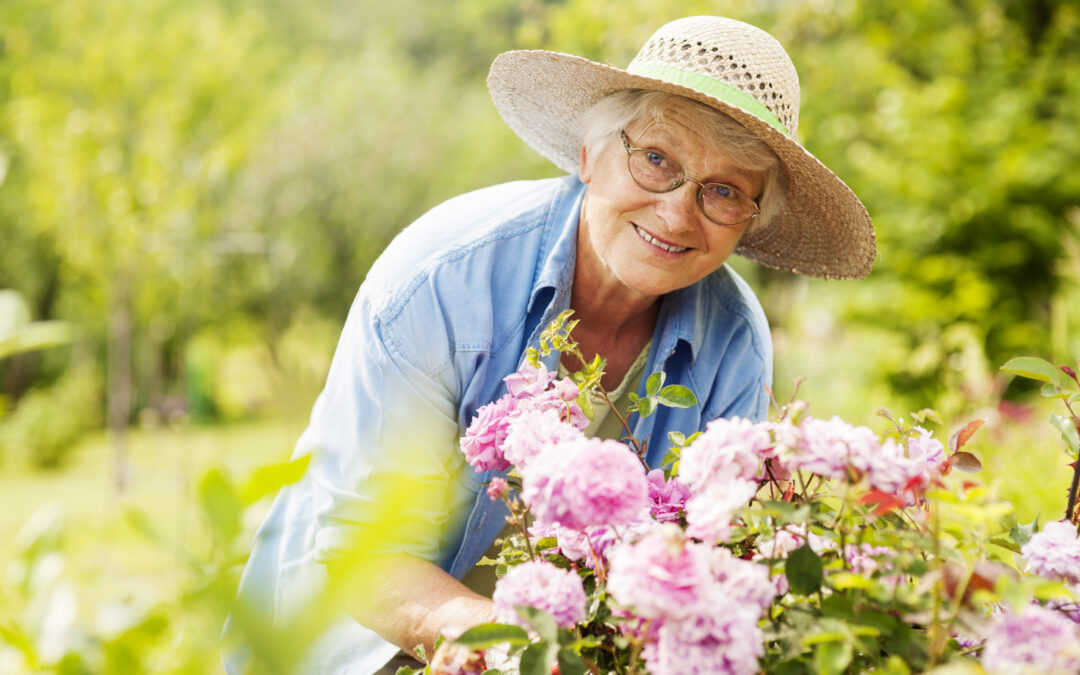 Springtime Senior Care Activities