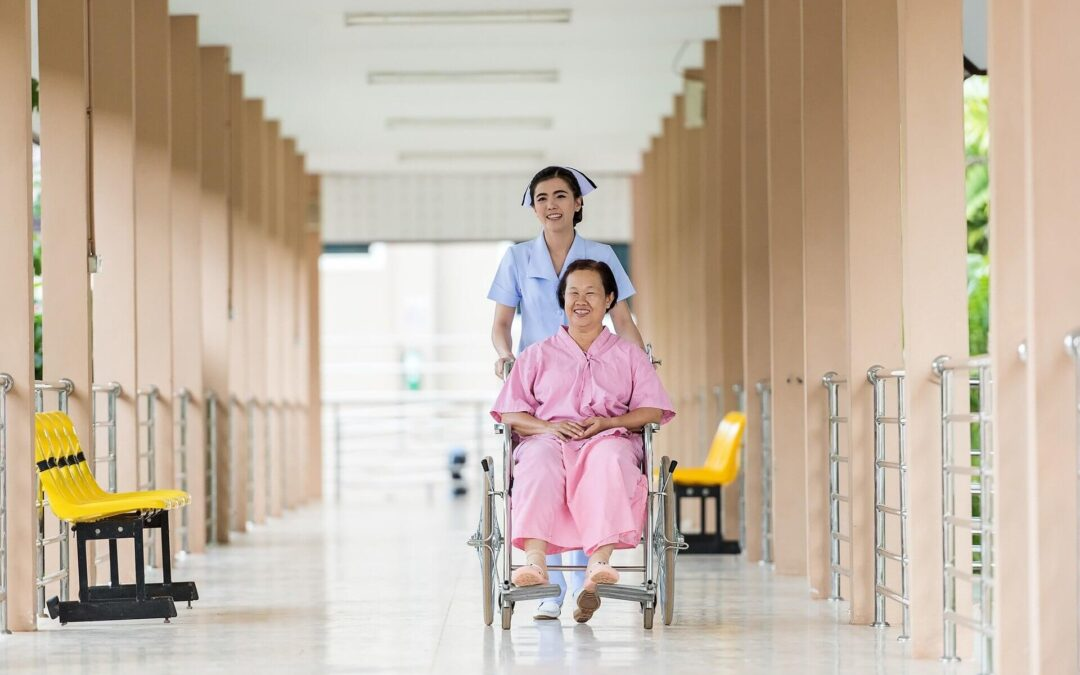 How Is Assisted Living Different From Staying In A Nursing Home